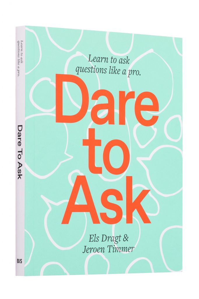 dare to ask book question front cover